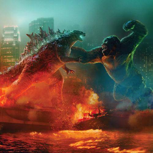 نقدهای اولیهی Godzilla vs Kong