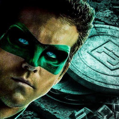 فیلم Justice League و شخصیت Green Lantern رایان رینولدز