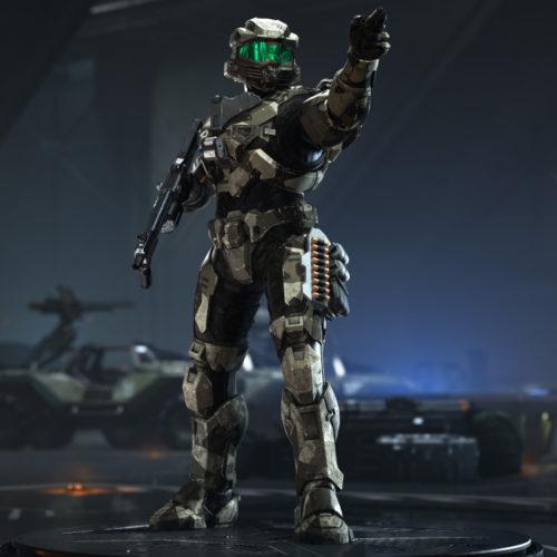 برداشتن همزمان دو سلاح در Halo Infinite