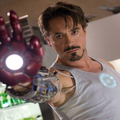 نقش Iron Man