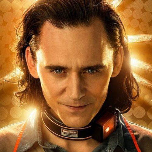 پوستر لوکی در سریال Loki
