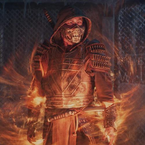 تصاویر پشت صحنهی Mortal Kombat