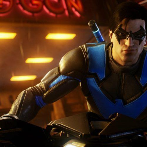 بازی Gotham Knight