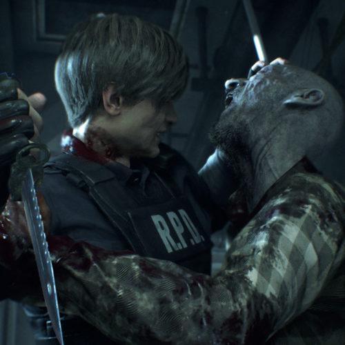 اولین پوستر فیلم Resident Evil