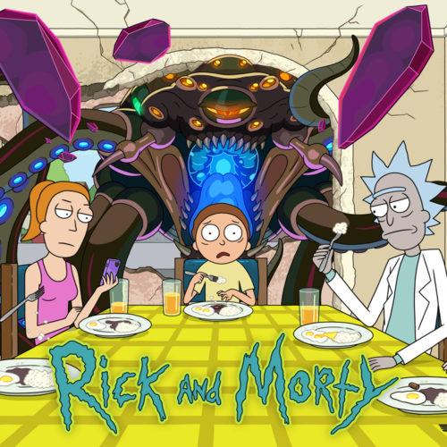 تاریخ انتشار فصل پنجم Rick and Morty