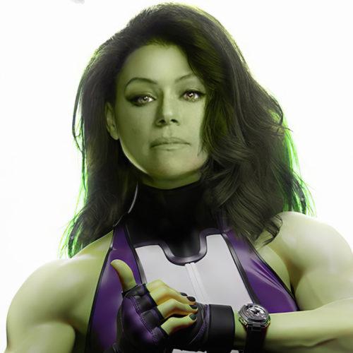 نام موقت سریال She-Hulk