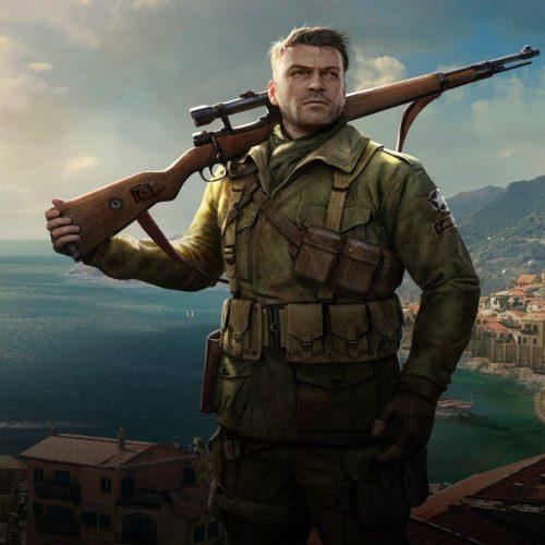 فیلم بازی Sniper Elite