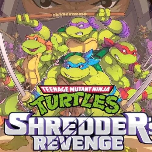 بازی جدید لاکپشتهای نینجا