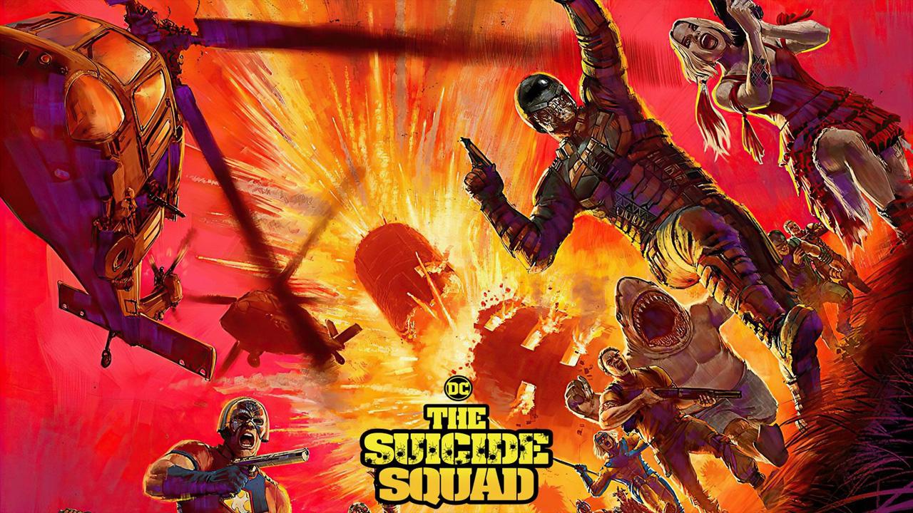 اولین تریلر The Suicide Squad
