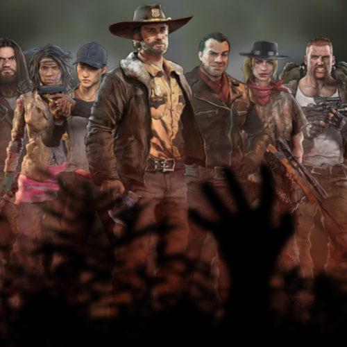 بازی استراتژیک The Walking Dead: Survivors