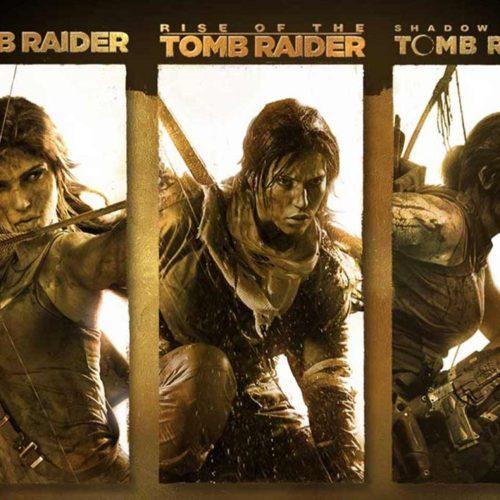 بازی Tomb Raider: Definitive Survivor Trilogy