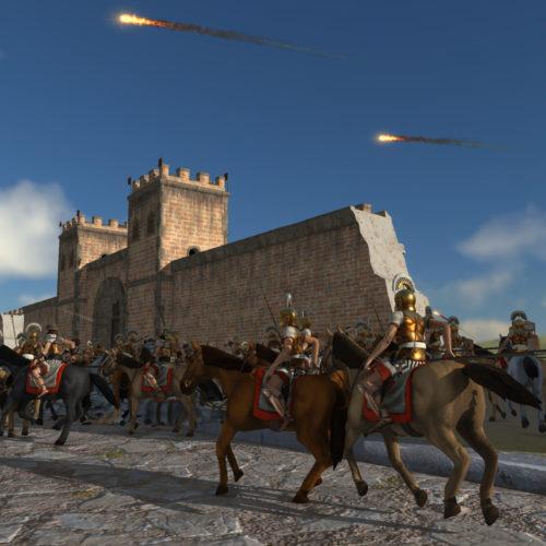 نسخهی ریمستر Rome: Total War