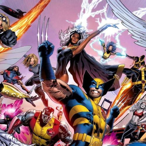 ساخت ریبوت مجموعهی X Men