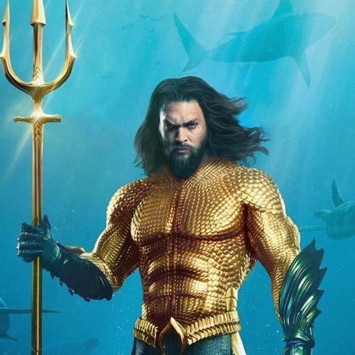 فیلمبرداری فیلم Aquaman 2