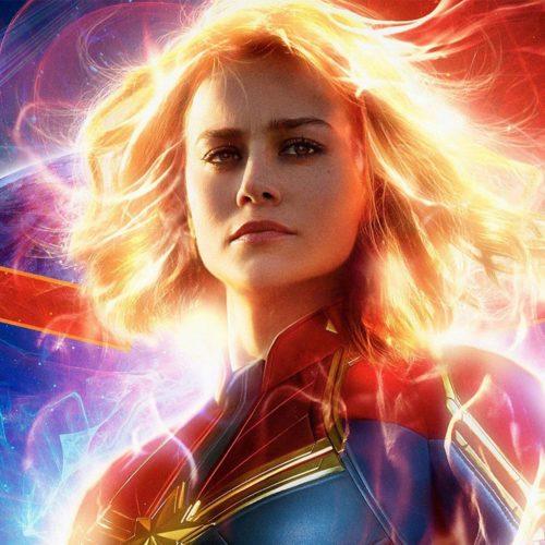 فیلمبرداری Captain Marvel 2