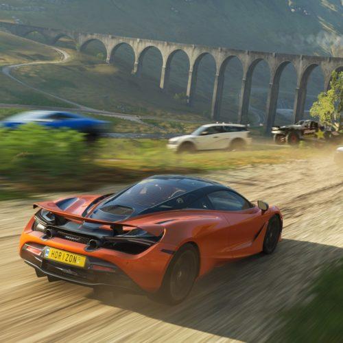 بازیکنان همزمان Forza Horizon 4