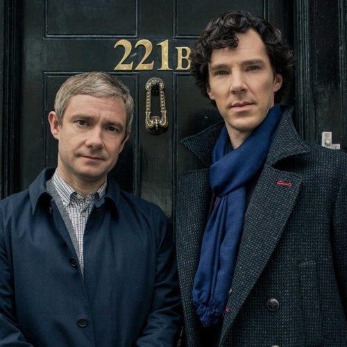 فصل پنجم سریال Sherlock