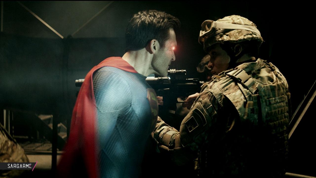 نقد سریال Superman And Lois