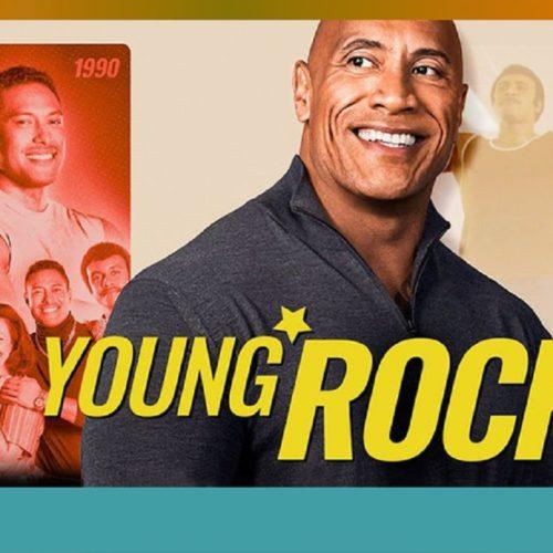 تصاویر جدید سریال Young Rock