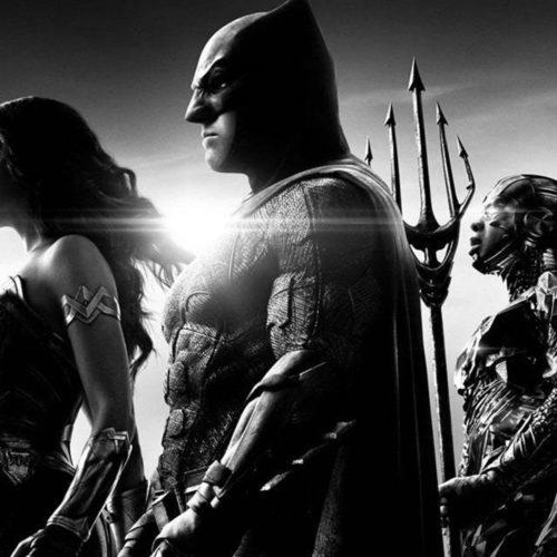 پوستر Justice League