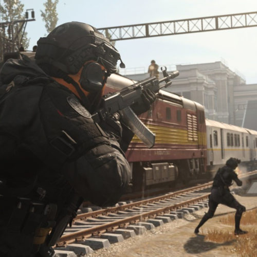 نقشه وردانسک Call of Duty: Warzone