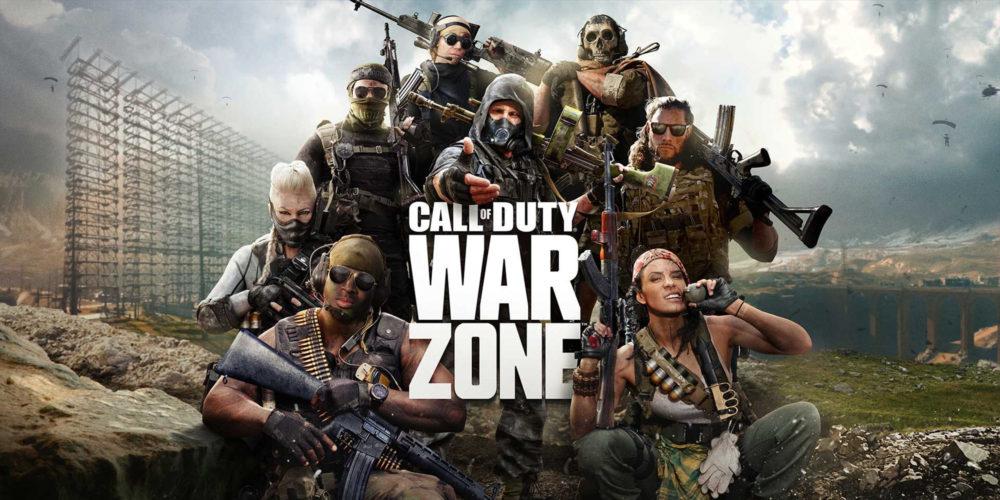 نقشه جدید Call of Duty: Warzone