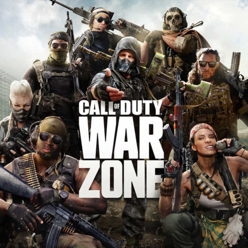 نقشه جدید Call of Duty: Warzone