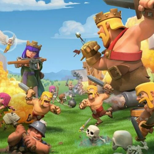 بازی Clash of Clans