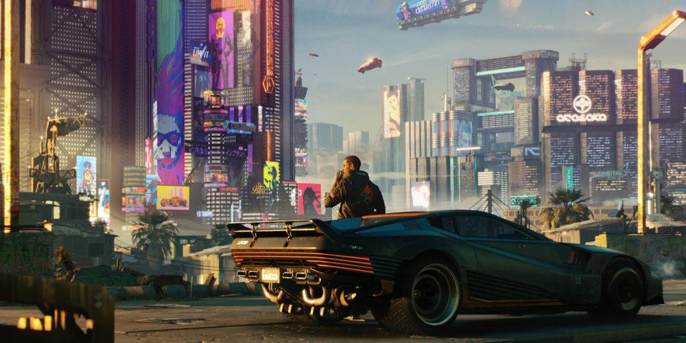 توسعه Cyberpunk 2077