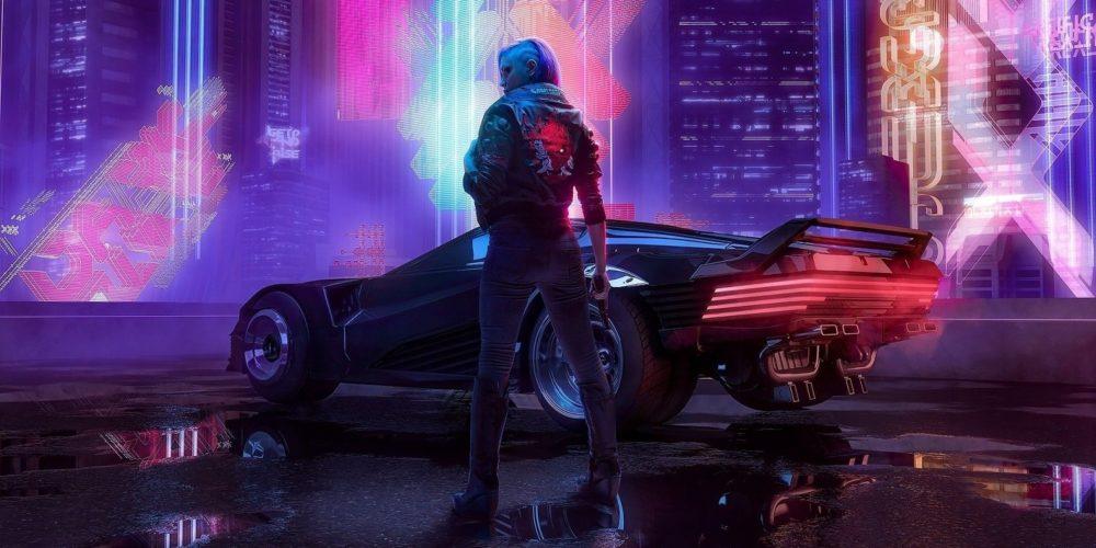 انتشار Cyberpunk 2077