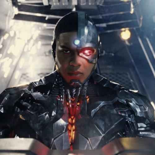 بازگشت Cyborg به فیلم The Flash