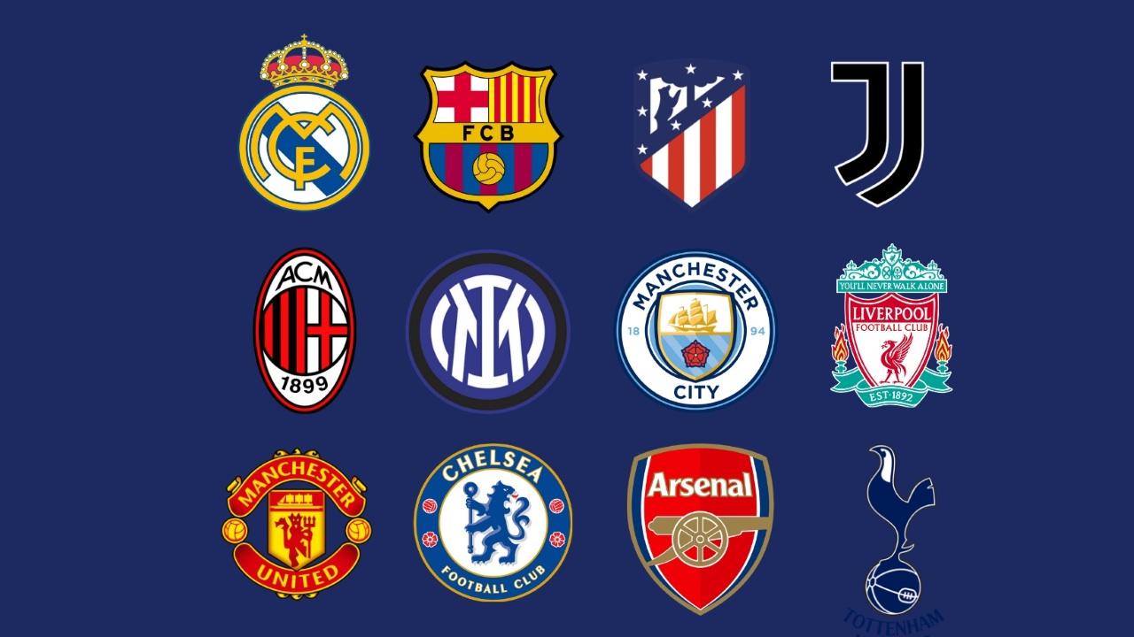 European Super League Teams