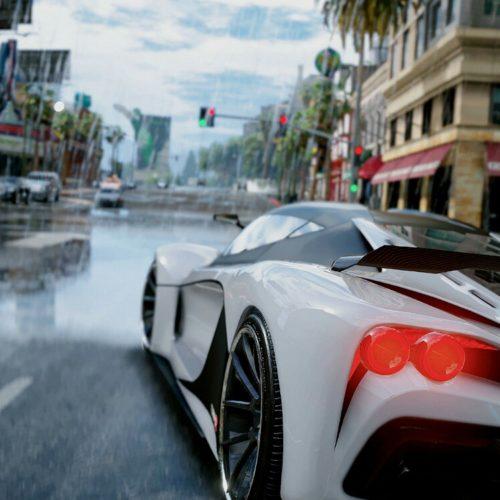 مسابقات زمانی در بازی GTA Online