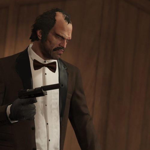 قتل در GTA V