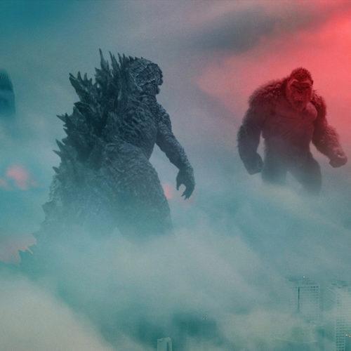 صدرنشینی Godzilla vs Kong
