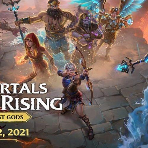 بسته الحاقی جدید بازی Immortals Fenyx Rising