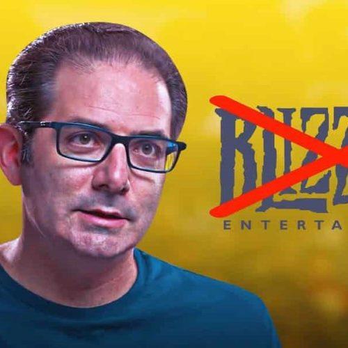خروج کارگردان Overwatch از بلیزارد
