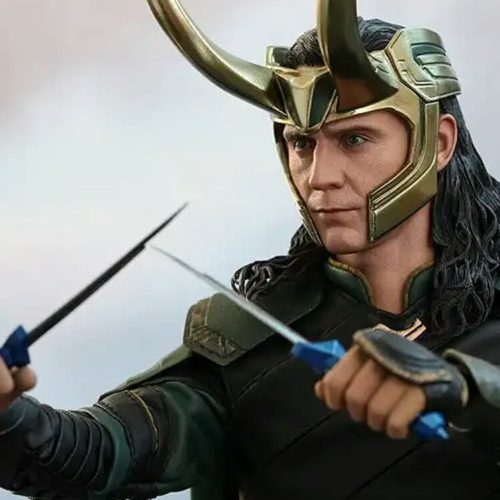 لوگو سریال Loki - لوکی