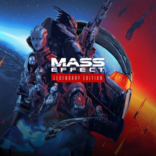 ساخت بازی Mass Effect: Legendary Edition
