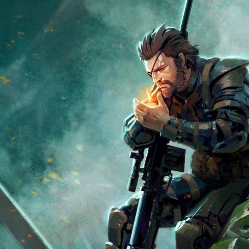 امتیاز مجموعه Metal Gear Solid
