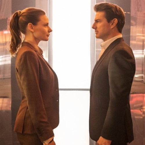 تصاویر پشت صحنه Mission: Impossible 7