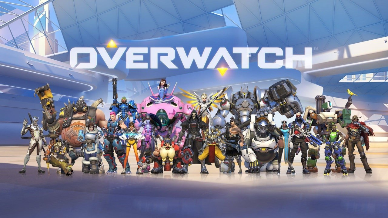 قهرمانان بازی Overwatch 1