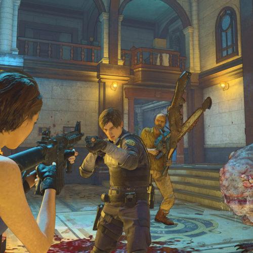 نسخه بتا Resident Evil Re: Verse