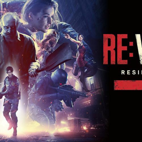 سومین تست بتای Resident Evil Re:Verse