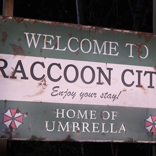 اکران Resident Evil: Welcome to Raccoon City