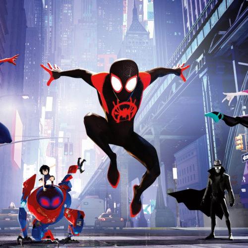 کارگردانان Spider-Man: Into the Spider-Verse 2