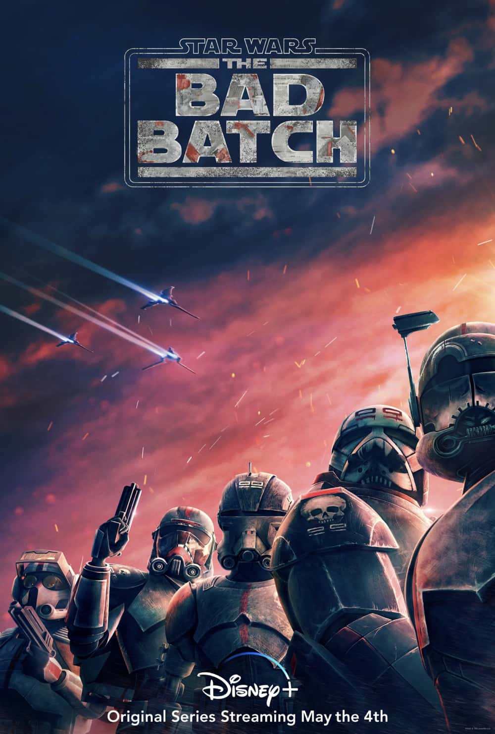 دومین تریلر Star Wars: The Bad Batch