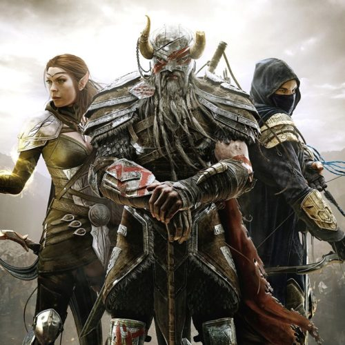 نسل نهم بازی The Elder Scrolls Online