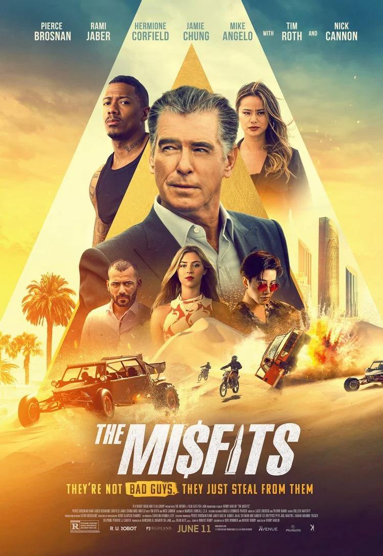 اولین تریلر The Misfits