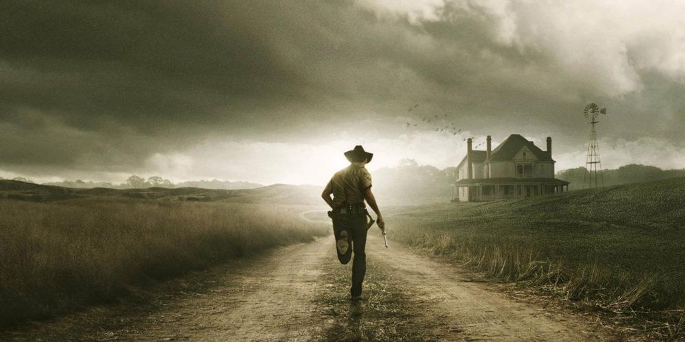 فیلمبرداری اقتباس سینمایی The Walking Dead